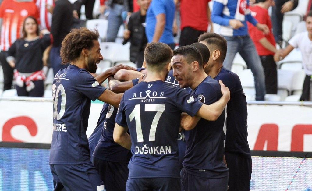 Antalyaspor'un Bursaspor maçı kadrosu belli oldu