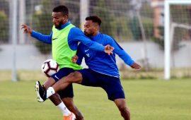 Fredy'ye Afrika Uluslar Kupası daveti