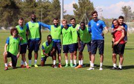 Antalyaspor ilk 7'yi garantiledi