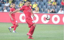 Mevlüt Erdinç'ten 7 maçta 8 gol