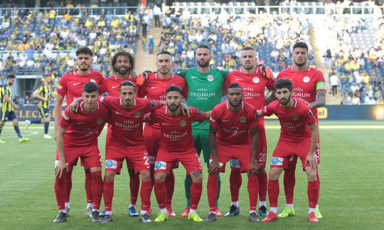 İlginç istatistik!  Antalyaspor, Şampiyonlar Ligi'ne gidebilirdi