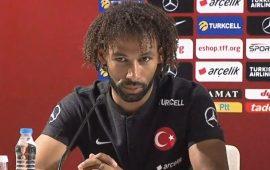 Nazım Sangare: Kendimi hep Türk hissettim