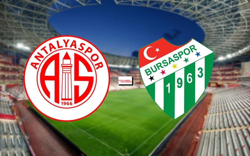 Antalyaspor-Bursaspor maçının bilet fiyatları belli oldu!