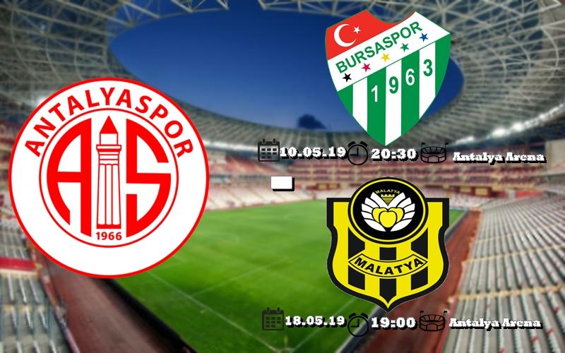 Süper Lig'de 32 ve 33. hafta programı açıklandı