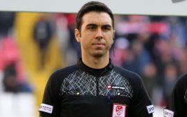 Antalyaspor – Yeni Malatyaspor maçının hakemi belli oldu