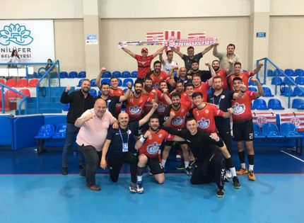 CIP Travel Antalyaspor ligi 2'nci sırada bitirdi