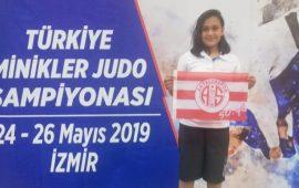 Antalyaspor Judo Takımı umut vaadetti