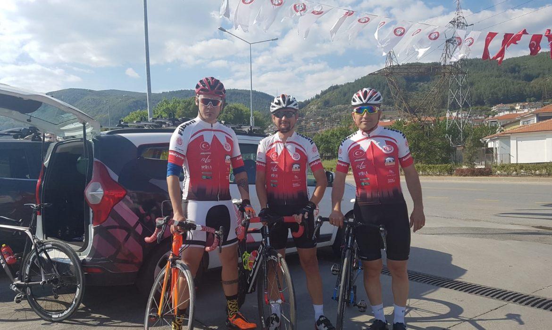 Fiberli Antalyaspor Muğla'da pedal çevirdi