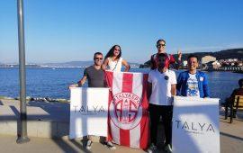 Antalyaspor, Didim'de ter dökecek