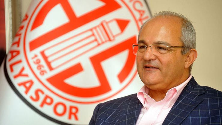 Antalya futbolunda ve Antalyaspor'da ilk…