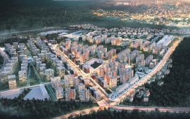 Sur Yapı'nın Antalya'daki dev projesine 23 ülkeden ilgi