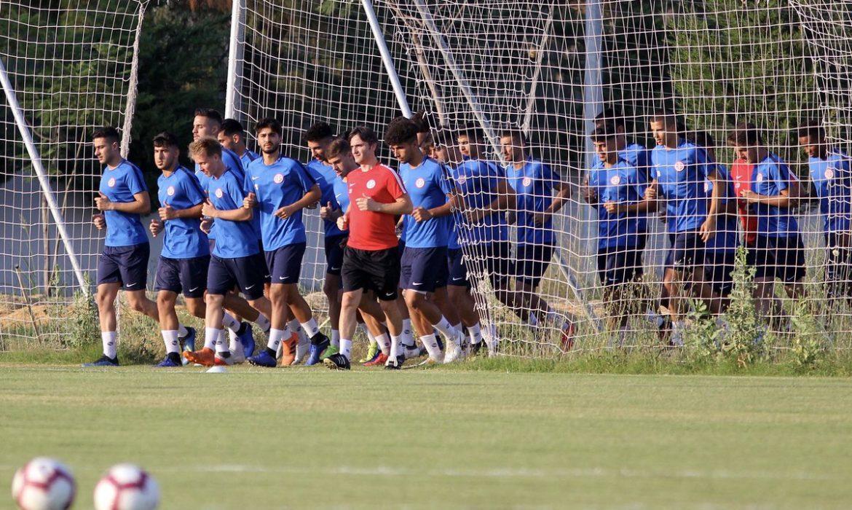 Antalyaspor'da kamp programı belli oldu