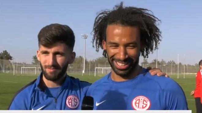 Antalyaspor, Doğukan Sinik ve Nazım Sangare'nin bonservisini belirledi