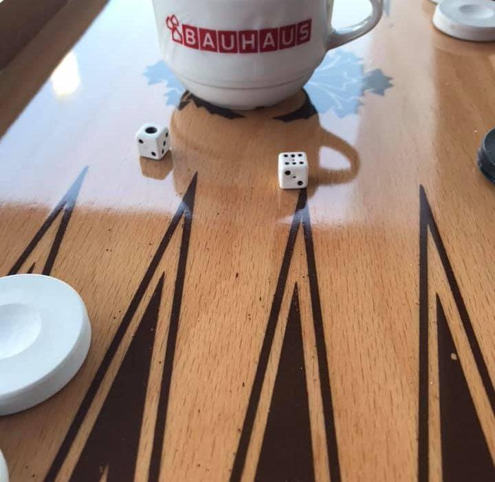 Bauhaus Babalar Günü Tavla Turnuvası