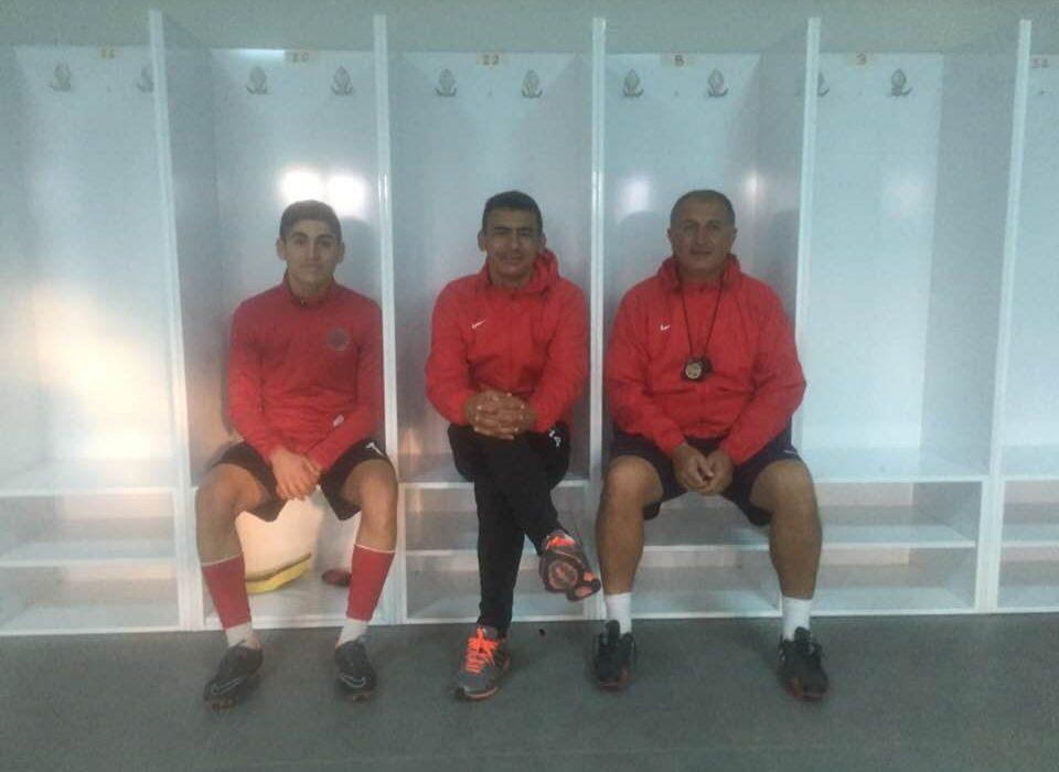 Antalyaspor'da revizyon