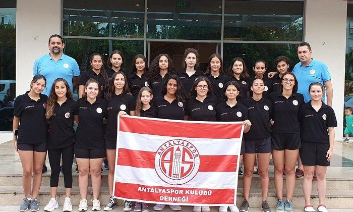 Antalyaspor Sutopu Takımları Hatay ve Adana'da mücadele edecek