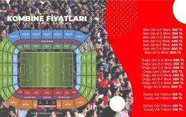 Antalyaspor'un yeni sezon kombine kartları satışa sunuldu