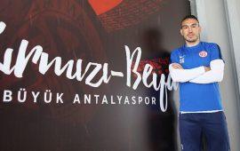 Antalyaspor'un gözü Mevlüt Erdinç'in bonservisinde
