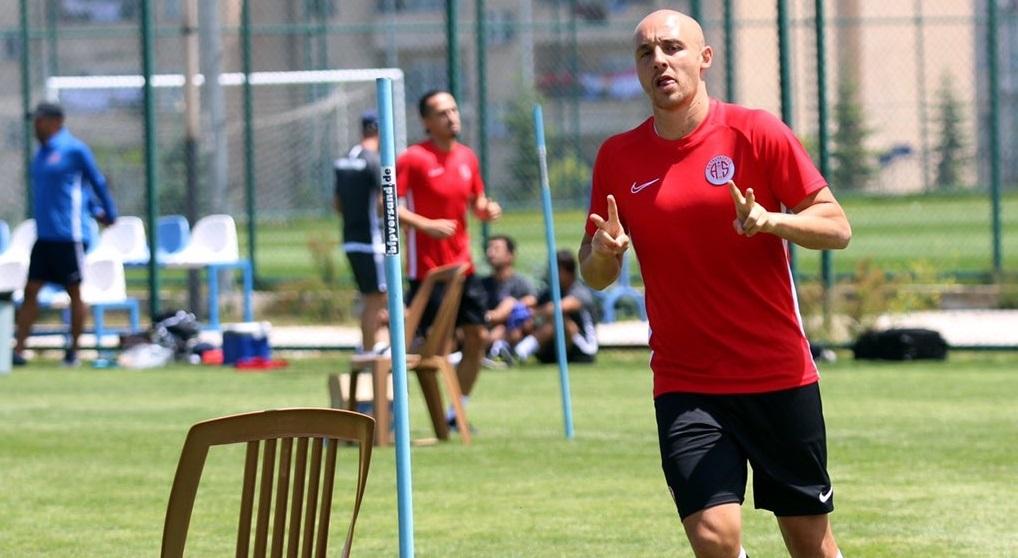 Antalyaspor'da laktak testi yapıldı