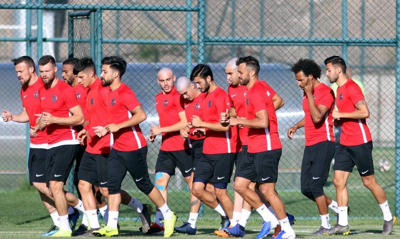 Antalyaspor'un ilk provasını Gençlerbirliği ile yapacak