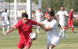 Antalyaspor 1 – 1 Gençlerbirliği