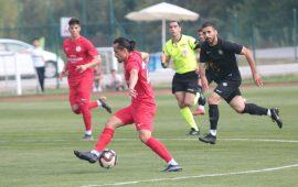 Antalyaspor 1 – 1 Osmanlıspor