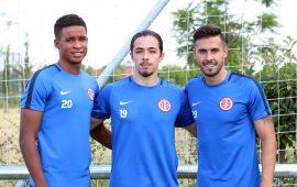 Antalyaspor'dan gençlik harekatı