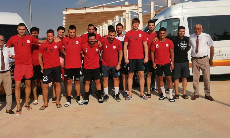CIP Travel Antalyaspor yeni sezona hazırlanıyor