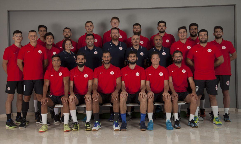 Antalyaspor tarihi maça hazır