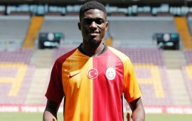 Ozornwafor'un yeni talibi Antalyaspor