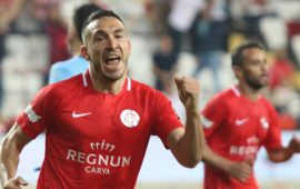Mevlüt Erdinç adım adım Galatasaray'a gidiyor