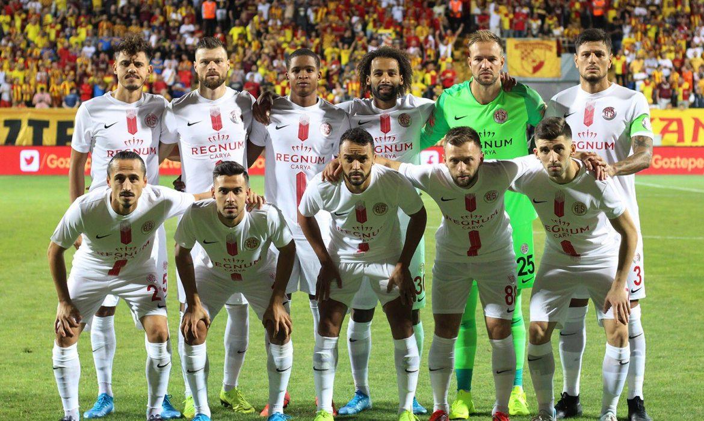 Antalyaspor yabancıya en az şans veren takım oldu