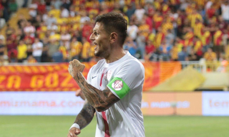 Göztepe 0 – 1 Antalyaspor