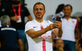 Haluk Levent: Bu akşam Antalyasporluyum