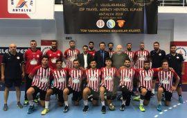 CIP Travel Antalyaspor ilk maçını kazandı
