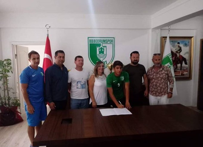 Antalyaspor'a genç takviye