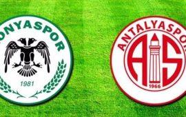 CANLI | Konyaspor – Antalyaspor