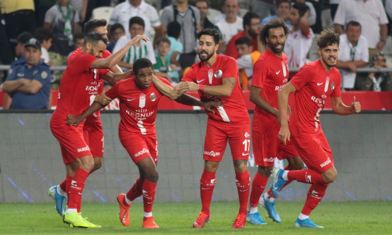 Kasımpaşa'nın şansı Antalyaspor'a tutmuyor