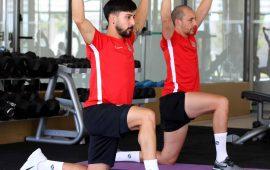 Tarık Çamdal ve Aatif'a özel çalışma