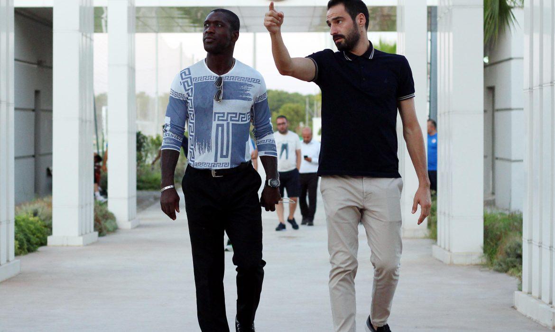 Seedorf'tan Antalyaspor'a ziyaret
