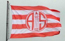 Antalyaspor'da bayrak kampanyası başlıyor