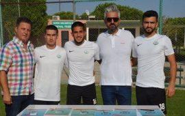 Antalyaspor'dan Serik Belediyespor'a 2 transfer