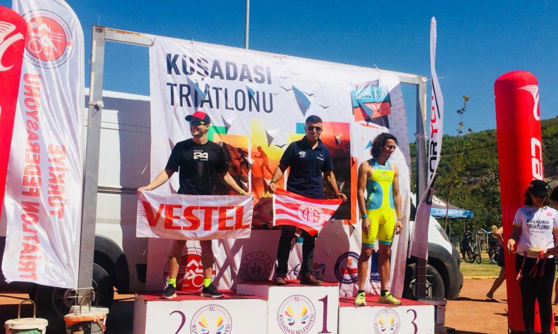 Antalyaspor'dan 5 madalya birden
