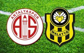 CANLI   Antalyaspor – Yeni Malatyaspor
