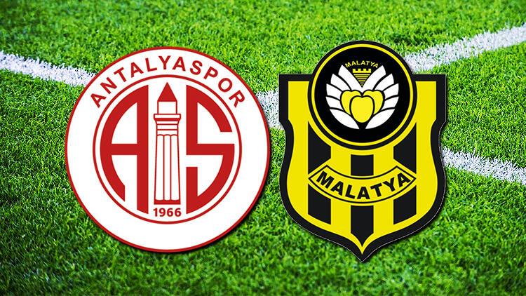 CANLI | Antalyaspor – Yeni Malatyaspor