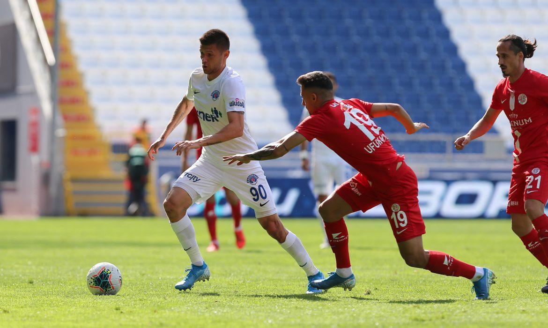 Kasımpaşa 3 – 0 Antalyaspor