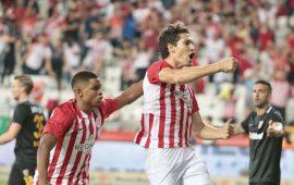 Antalyaspor 2 – 2 Kayserispor