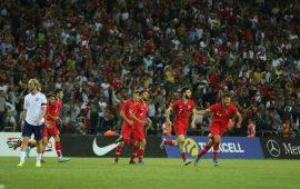 Doğukan Sinik'ten ilk gol