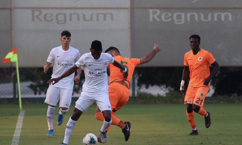 Antalyaspor 0 – 0 Alanyaspor