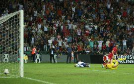 Antalyaspor'un milli futbolcuları neler yaptı?